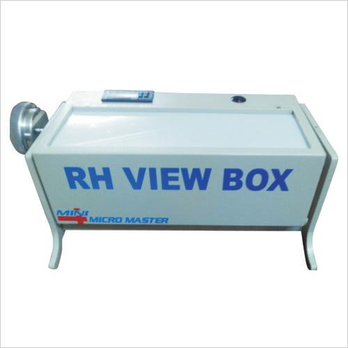 Digital RH View Box