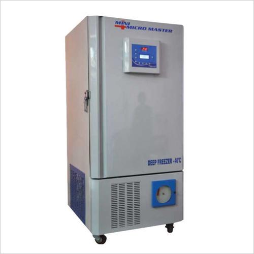 Plasma Deep Freezer