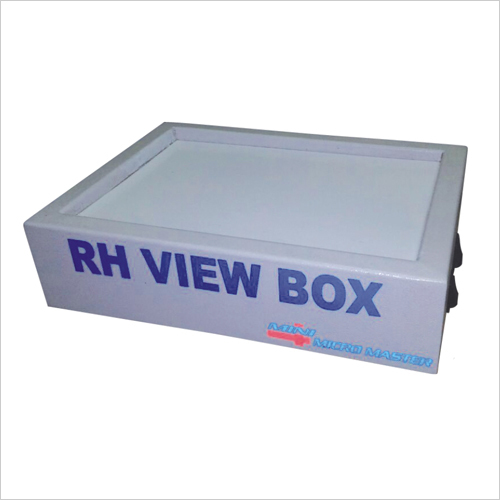 RH View Box - Manual Operated