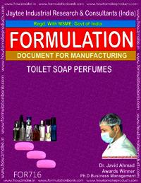 TOILET SOAP PERFUMES