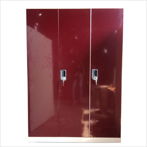 3 Doors Domestic Almirah