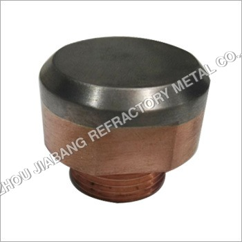 Refractory Metal Faced Electrodes