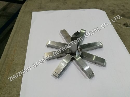 Molybdenum Faced Electrode Shaft