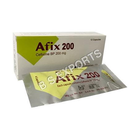 Afix-200 Cap