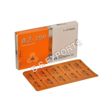AZ 250 Tab