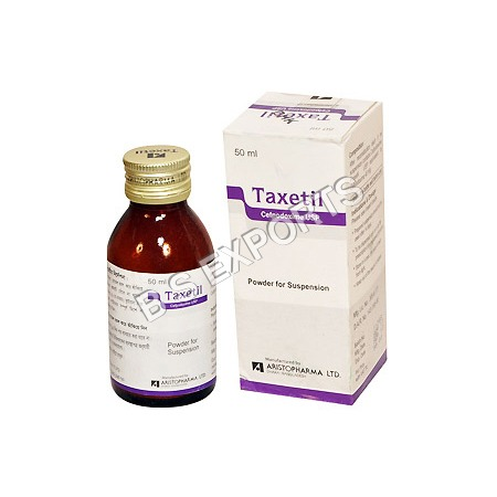 Taxetil 50ml Syrup