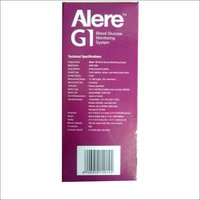 Alere GI Blood Glucose Monitoring System
