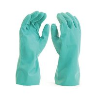 Flocklined Nitrile Gloves