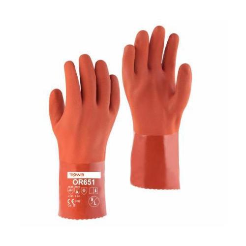 Towa Or 651 Pvc Gloves Premium Quality