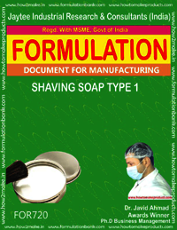 SHAVING SOAP TYPE-1