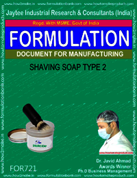 SHAVING SOAP TYPE-2