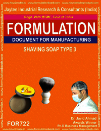 SHAVING SOAP TYPE-3