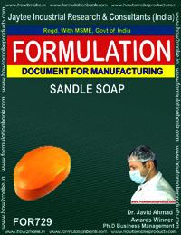 Sandle Soap