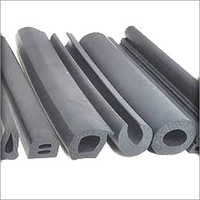 Sponge Rubber Extrusion