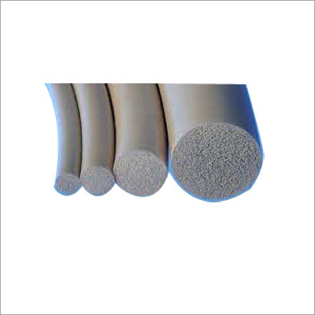 Sponge Rubber Extrusion Section