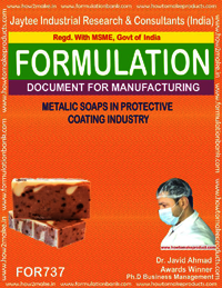 METALIC SOAPS IN PROTECTIVE COATING INDUSTRY