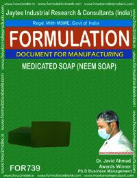 MEDICATED SOAP (NEEM SOAP)