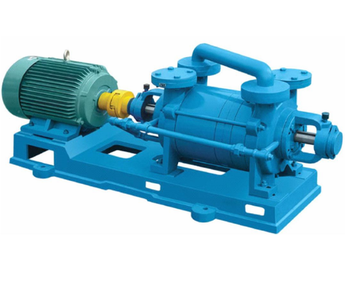 Two Stage Wate ring Vacuum Pump