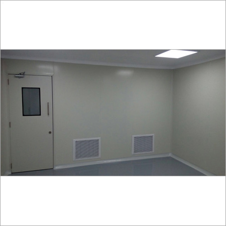 Industrial Clean Room Partition