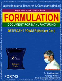 Detergent Powder (Medium Cost)