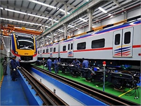 Railway Investment Casting