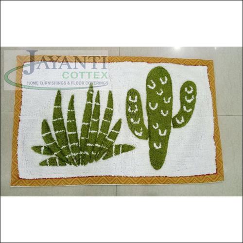 Hand Tufted Bath Mat