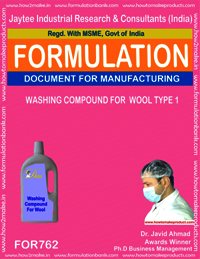 WASHING COMPOUNDS FOR WOOL TYPE 1