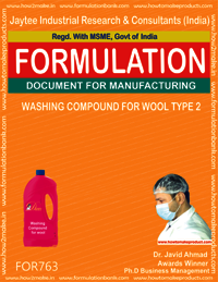 WASHING COMPOUNDS FOR WOOL TYPE 2