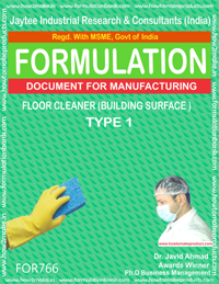 Floor Cleaners Formulations