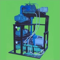 High Vacuum Booster System