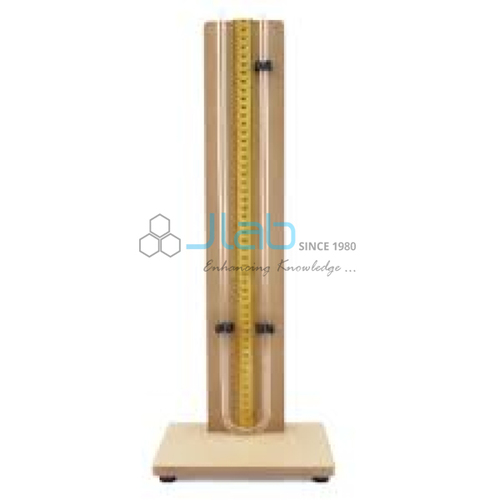 Manometer on Stand