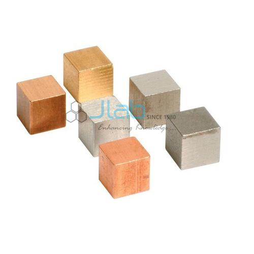 Metal Cubes