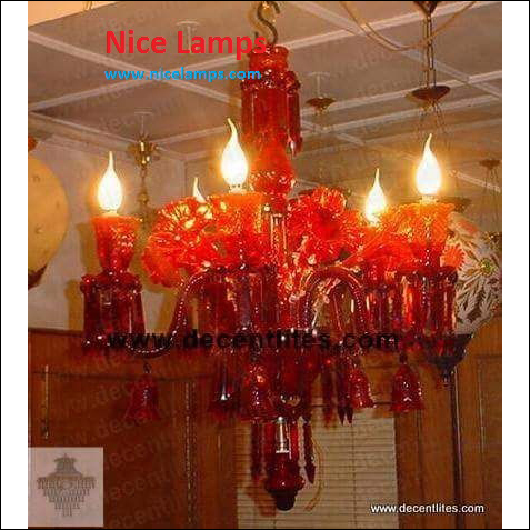 Decorative Candle Chandelier