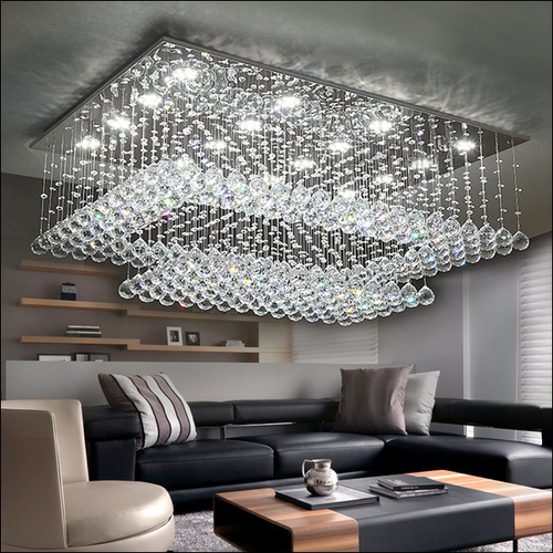 Ceiling Crystal Chandelier For Resort