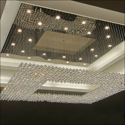 Ceiling Crystal Chandelier For Banquet and Resort