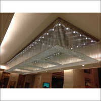 Ceiling Crystal Chandelier For Banquet