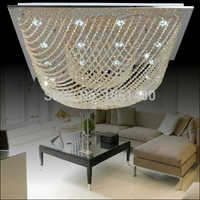 Ceiling Crystal Chandeliers