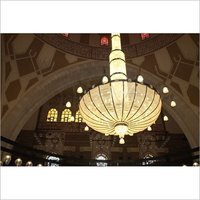 Al Fateh Mosque Chandelier
