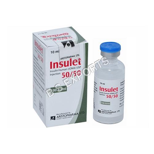 Insulet 50-50 10 ml
