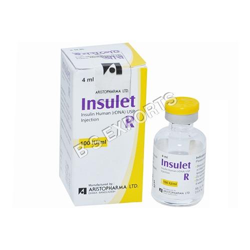 Insulet-R 4 ml