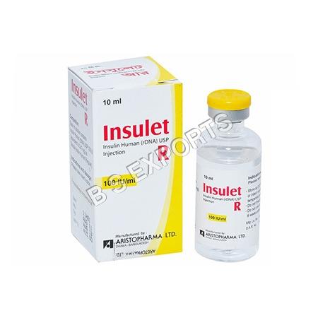 Insulet-R 10 ml