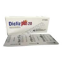 Dicliz Plus 20 Main