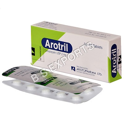Arotril-Tab