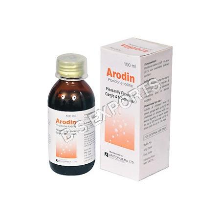 Arodin 100ml Syrup
