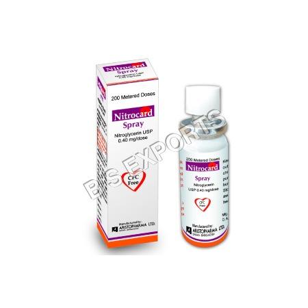 Cardio Vascular Drugs
