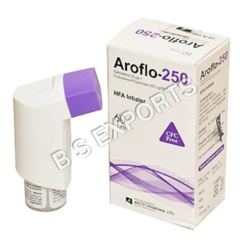Aroflo-250 Inhaler