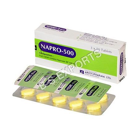 Napro 500 Tab