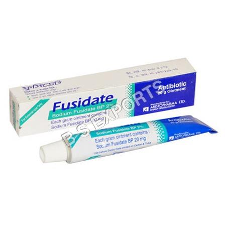 Fusidate-Antibiotic