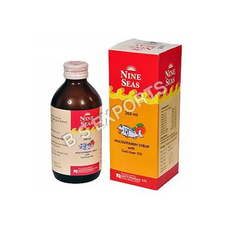Nine Seas Syrup