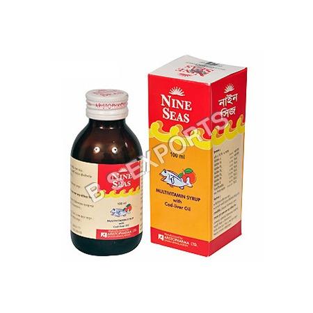 Nine-Seas 100ml Syrup